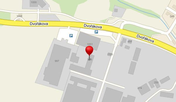 Dvořákova 328, 563 01 Lanškroun
